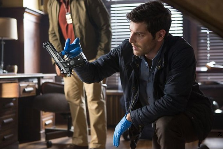 GRIMM - Episode 311 - The good soldier Goodso11