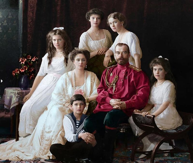 Il y a 100 ans, abdication du tsar Nicolas II Unname10