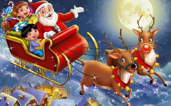 [Αφιέρωμα] Άγιος Βασίλης έρχεται... Από τον Άη Βασίλη στον Santa Claus 38730810
