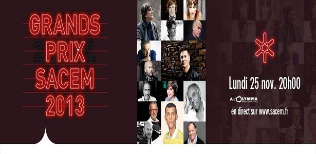 Stromae, lauréat des Grands Prix 2013 de la Sacem Grands10
