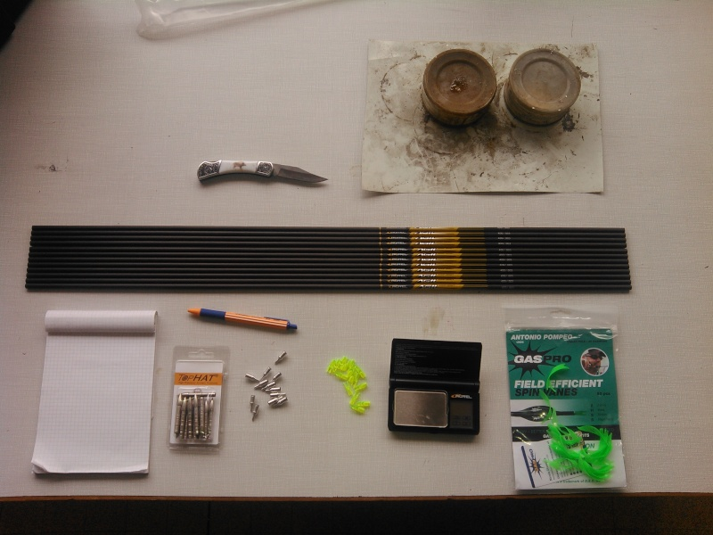 Flèches Aurel Agil + Vanes Gaspro vs Bohning MiniBlazer Couver10
