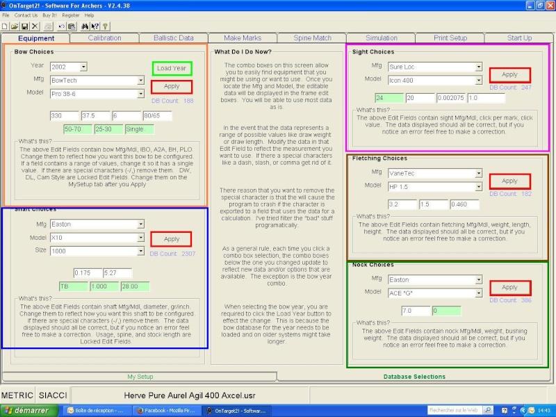 """OT2 """"pour les nuls"""", tutoriel du logiciel On Target 2 (SFA) Ot2_da10"""