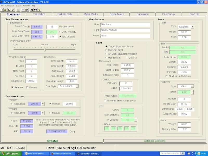 """OT2 """"pour les nuls"""", tutoriel du logiciel On Target 2 (SFA) Ot2_eq10"""