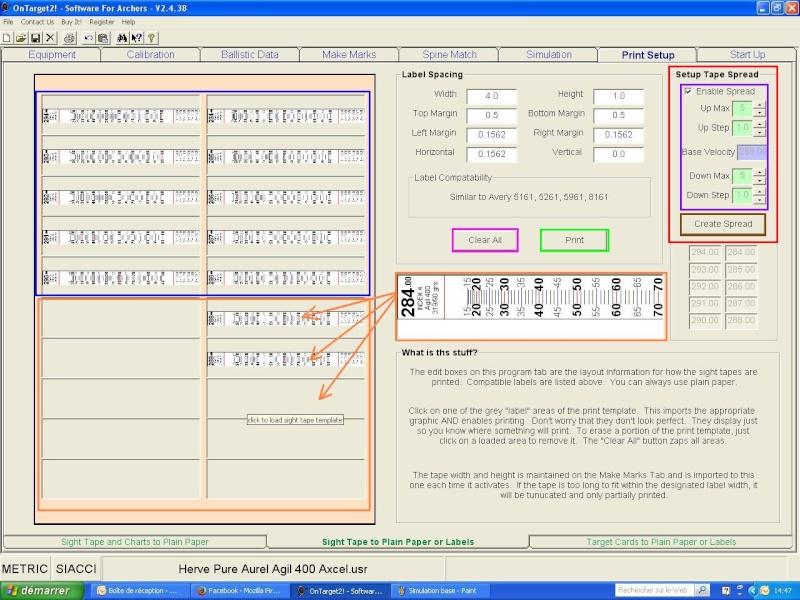 """OT2 """"pour les nuls"""", tutoriel du logiciel On Target 2 (SFA) Print_10"""