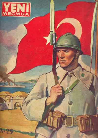 Caque Adrian Turc - funéraille Atatürk 20_10_10