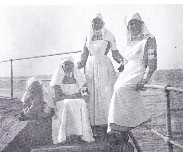 Les femmes Russes dans la grande Guerre Infirm14