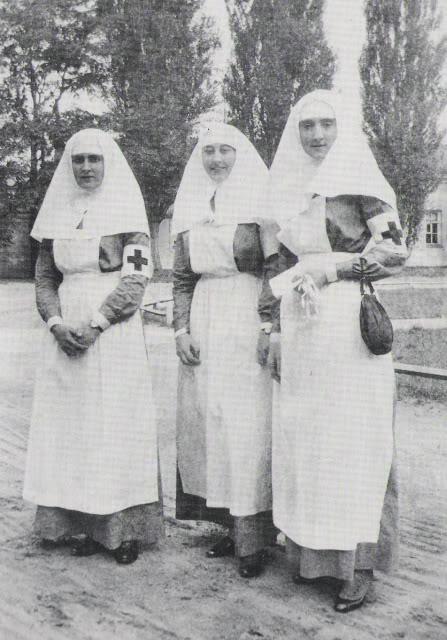 Les femmes Russes dans la grande Guerre Nurses10