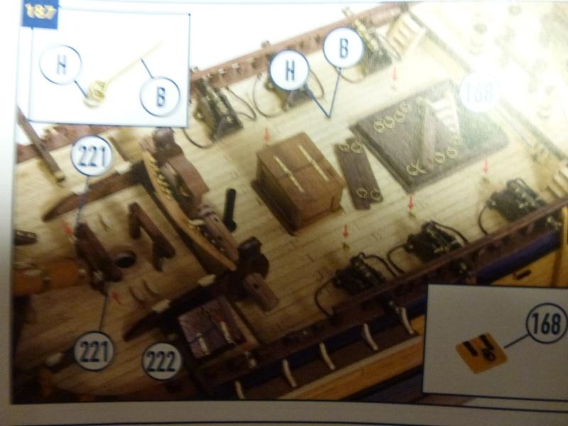 Baubericht  Endeavour von OcCre 1:54 - Seite 4 P1100833