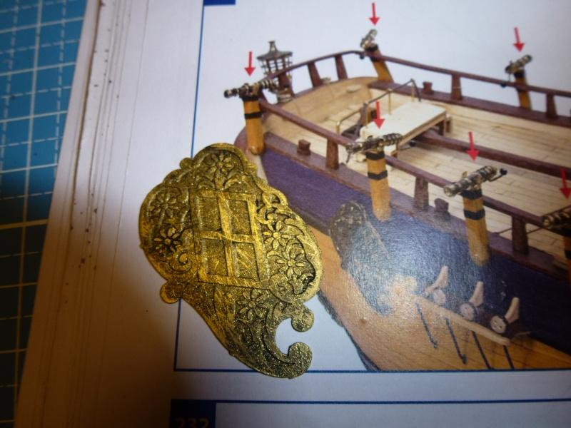 Baubericht  Endeavour von OcCre 1:54 - Seite 6 P1100942
