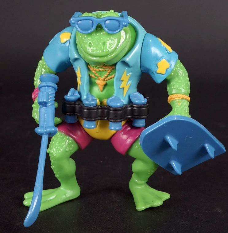 Tartarughe Ninja Teenage Mutant Ninja Turtles TMNT RARE Genghi10
