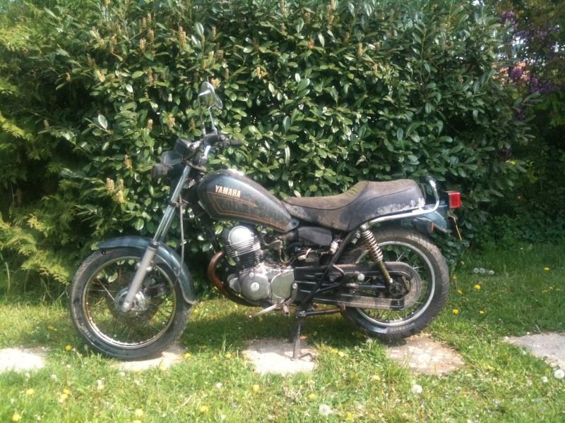 - Yamaha SR 125 - Img_0317