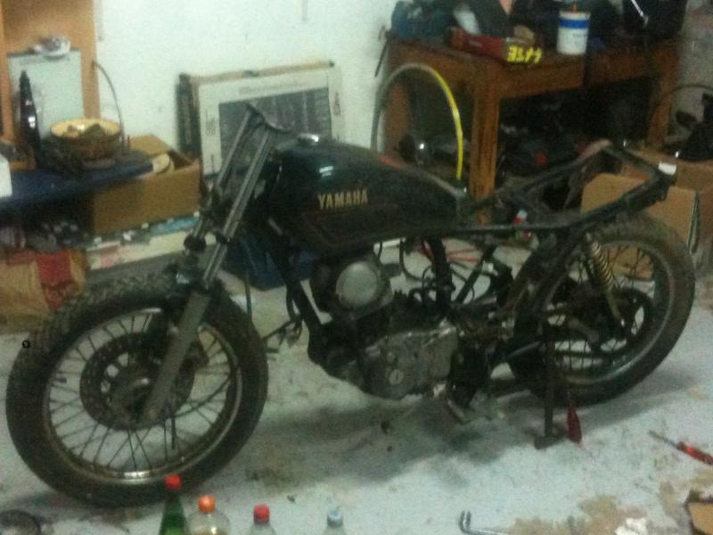 - Yamaha SR 125 - Img_0319