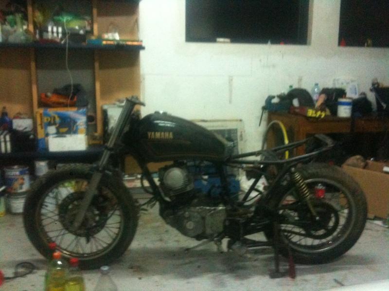- Yamaha SR 125 - Img_0320