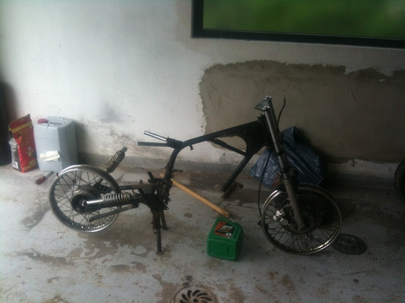 - Yamaha SR 125 - Img_0417