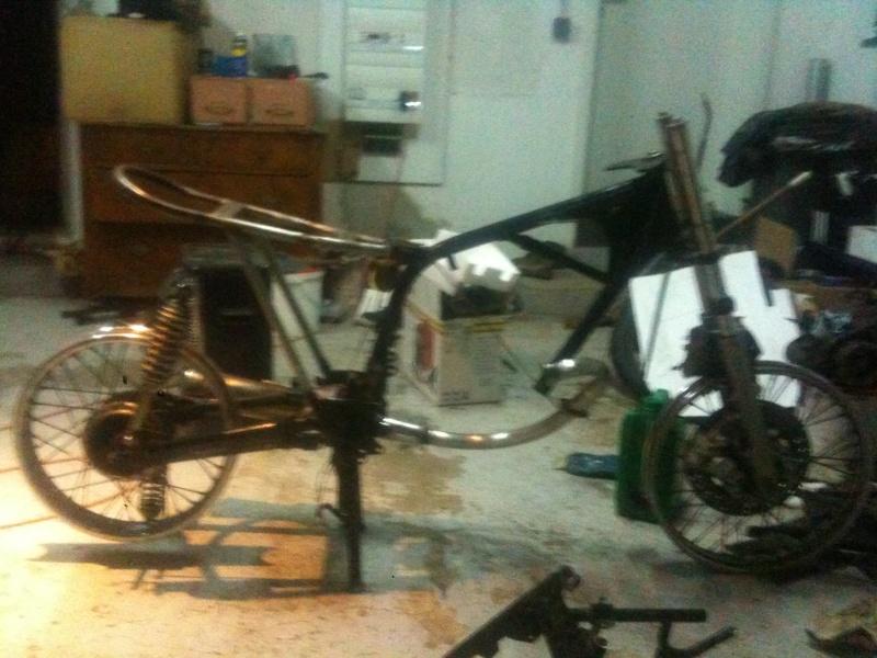- Yamaha SR 125 - Img_0420