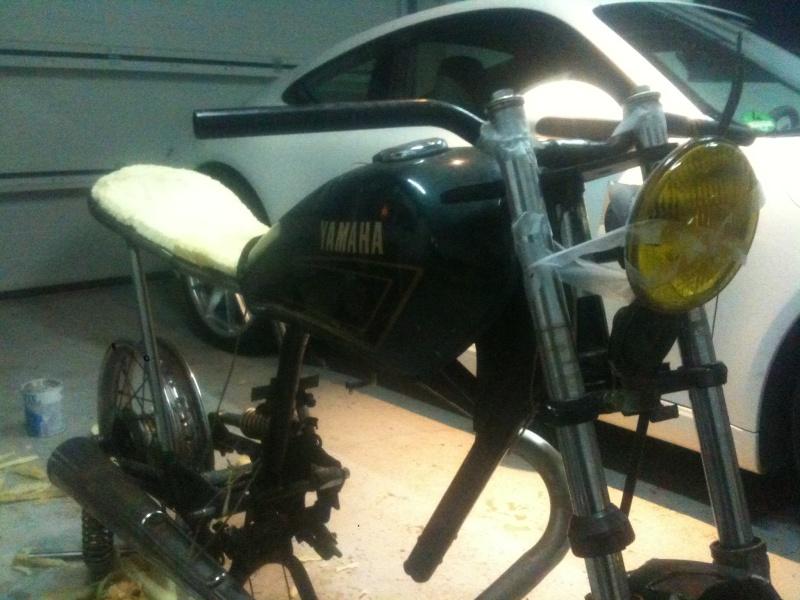 - Yamaha SR 125 - Img_0429
