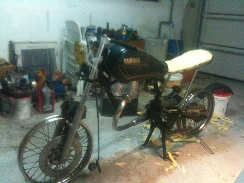 - Yamaha SR 125 - Img_0431