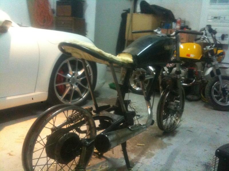 - Yamaha SR 125 - Img_0432