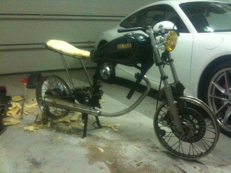 - Yamaha SR 125 - Img_0435