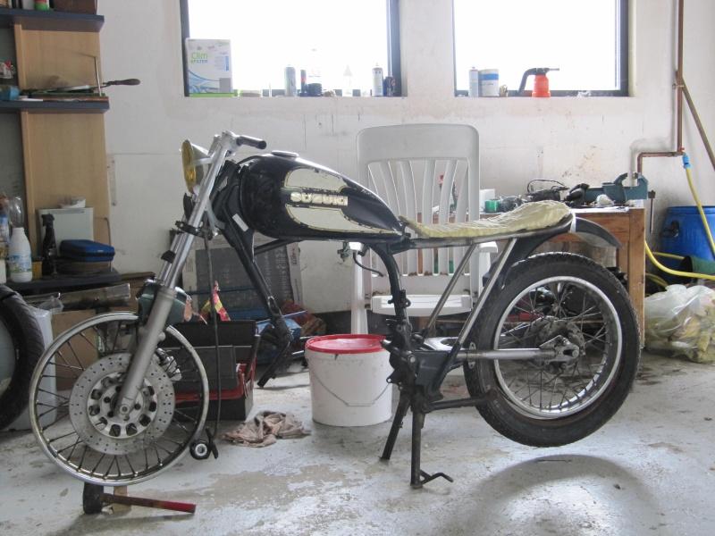 - Yamaha SR 125 - Img_3612