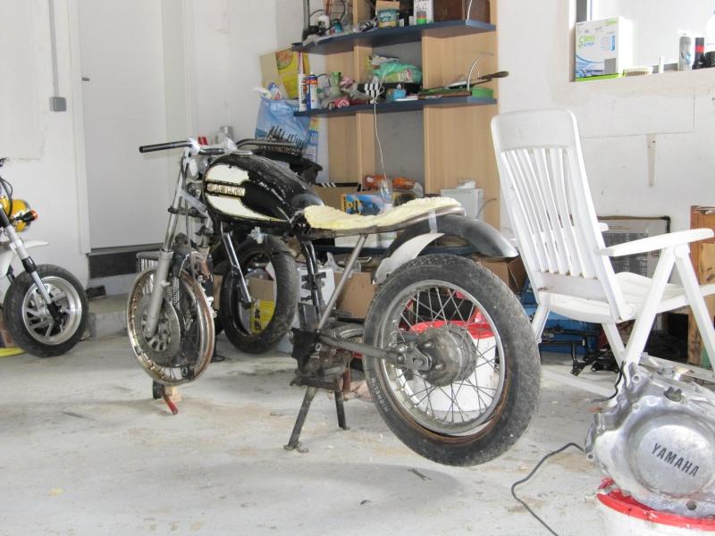 - Yamaha SR 125 - Img_3613
