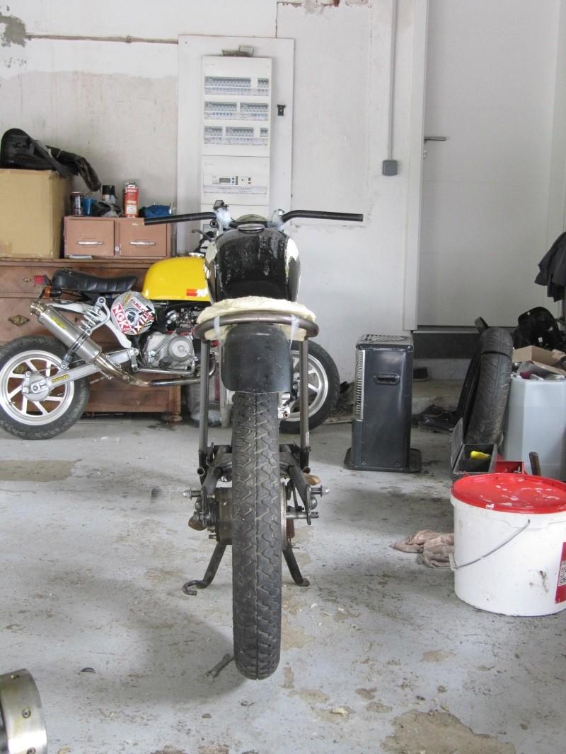- Yamaha SR 125 - Img_3614