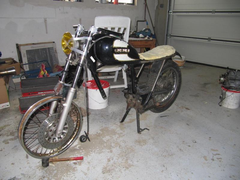 - Yamaha SR 125 - Img_3616