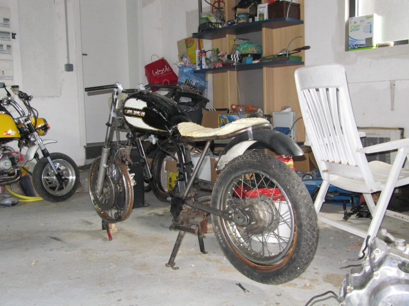 - Yamaha SR 125 - Img_3617