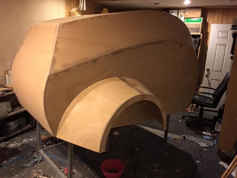 Erbee Boat Kits Teardrop Trailer Kits division (U.S.A.) 17424610