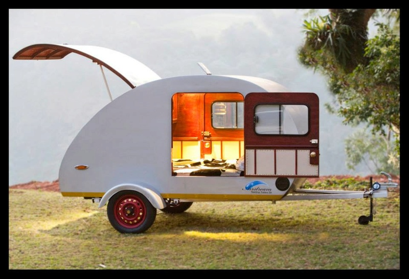 Jetstream teardrop trailers (Afrique du sud) 94415210