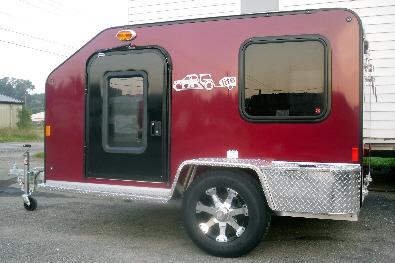 Micro-Lite Trailer Mfg (U.S.A.) Cargol12