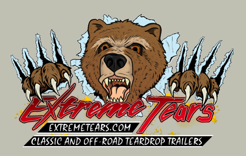 Extreme Tears Off-road Teardrop Trailers (U.S.A.) Extrem10