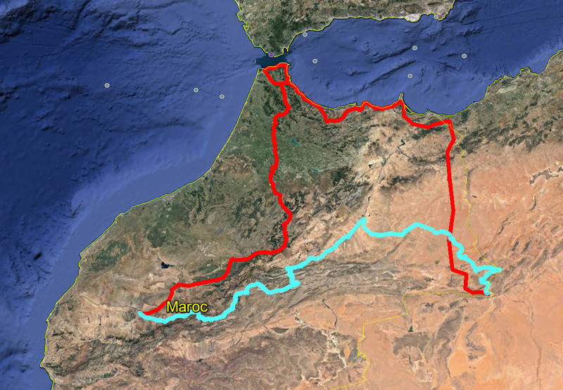 Haut Atlas de Marrakech a Figuig - Juin 2017 Maroc_10