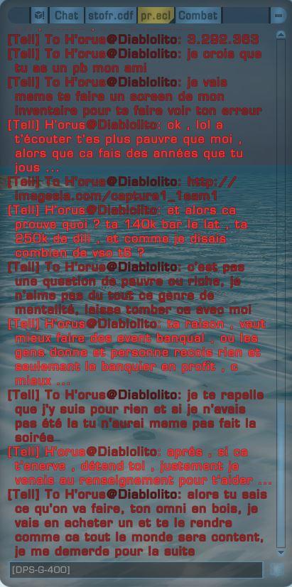 Expulsion de @Diablolito du CDF Diablo14