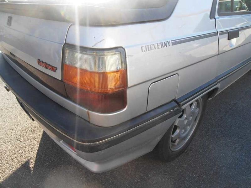Renault 11 TXE Cheverny, Suisse 410