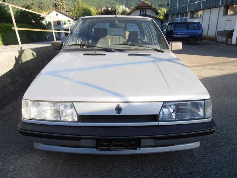 Renault 11 TXE Cheverny, Suisse Can01_10