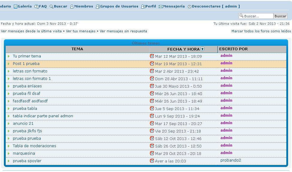 Modificar el widget ultimos temas para [Phpbb3] Ultind13