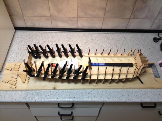 Provideres HMS Victory 1:84 von DeAgostini - Seite 2 Deckle10