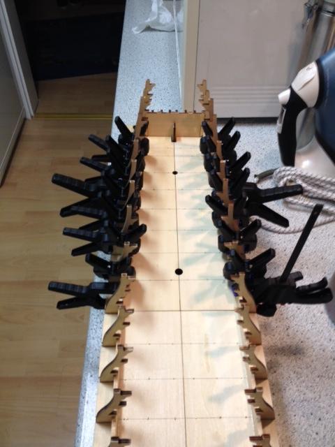 Provideres HMS Victory 1:84 von DeAgostini - Seite 3 Decksl10