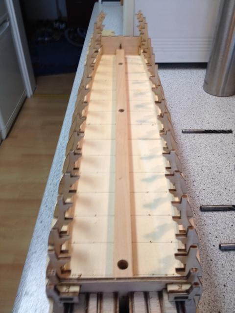 Provideres HMS Victory 1:84 von DeAgostini - Seite 3 Leimbi10