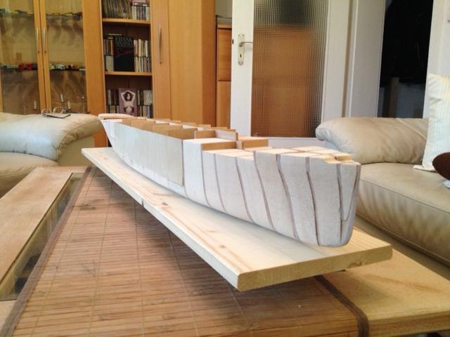 Amati/Hachette Titanic 1:250 von providereMS62 - Seite 4 Rumpf_10