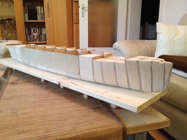 Amati/Hachette Titanic 1:250 von providereMS62 - Seite 4 Rumpf_11
