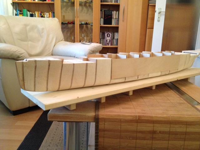 Amati/Hachette Titanic 1:250 von providereMS62 - Seite 4 Rumpf_12