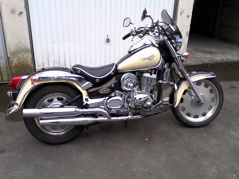 "A vendre DAELIM DAYSTAR 125cc "" VENDUE "" Img_2151"