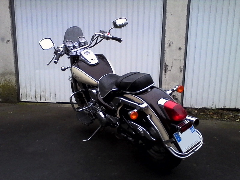 "A vendre DAELIM DAYSTAR 125cc "" VENDUE "" Img_2152"