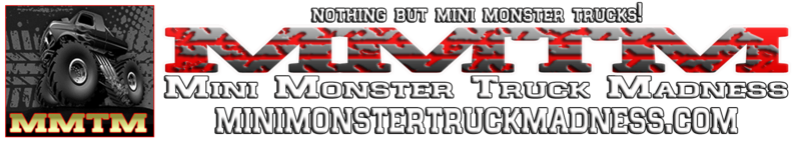 Firestarter Racing Mini Monster Truck Mmtmlo15