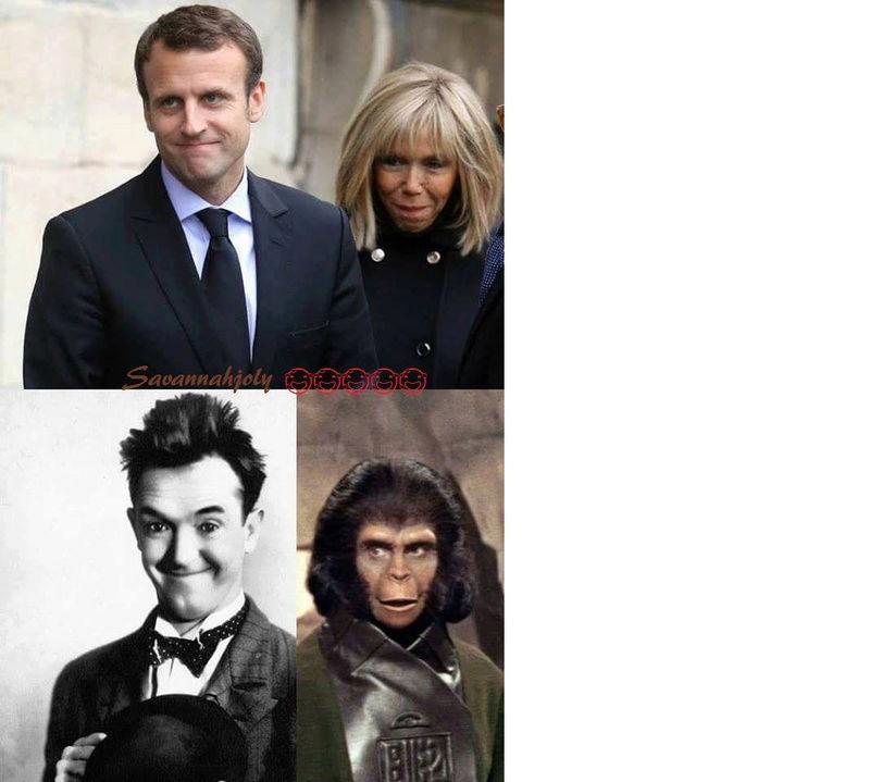 Blagounettes - Page 12 Macron11