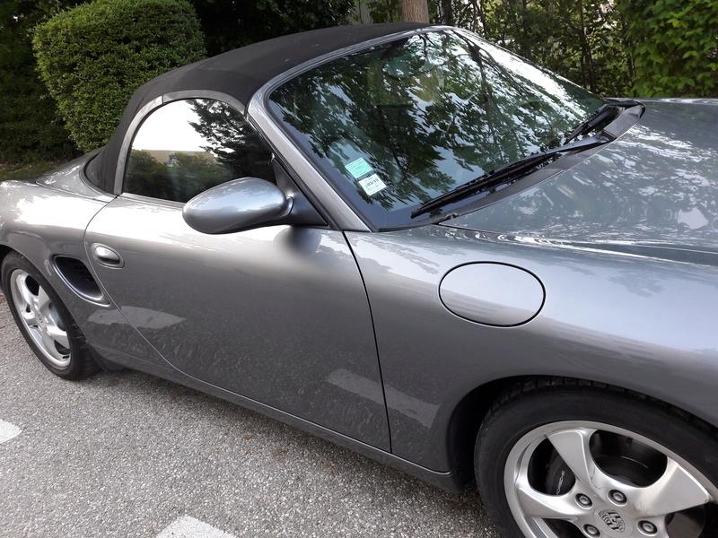 Avoir une Porsche c'est aussi ...ça.... - Page 2 56350310
