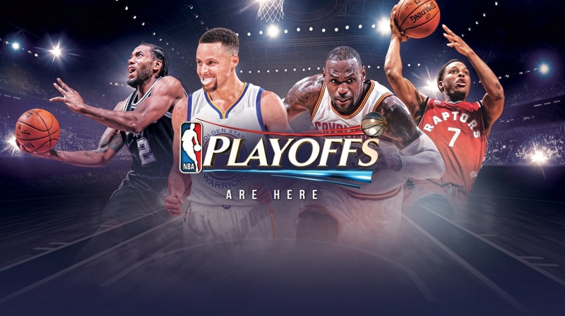 NBA Playoffs 2017 16041310