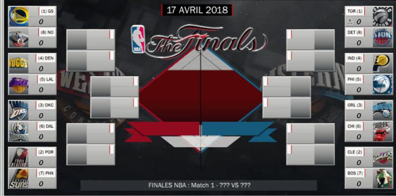 NBA PLAYOFFS 2018 Screen13